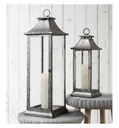 Gallery Harrogate Metal Lantern