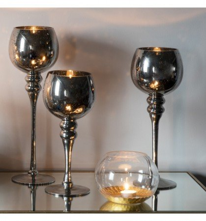 Gallery Farnesia Candle Holder Set of 3