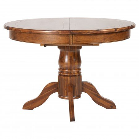 Mark Webster Chaucer Round Extending Dining Table