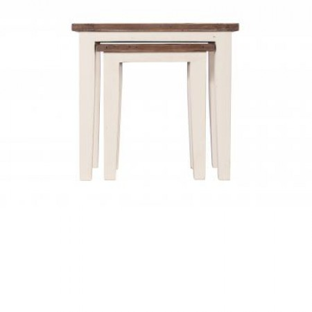 Baker Cotswold Nest Of 2 Tables