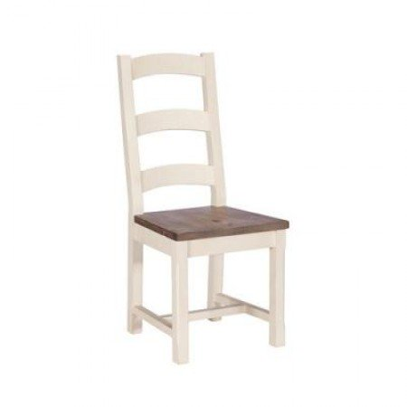 Baker Cotswold Dining Chair Wooden Seat