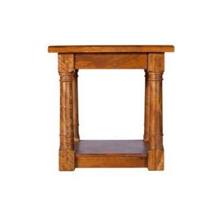 Baker Flagstone Lamp Table