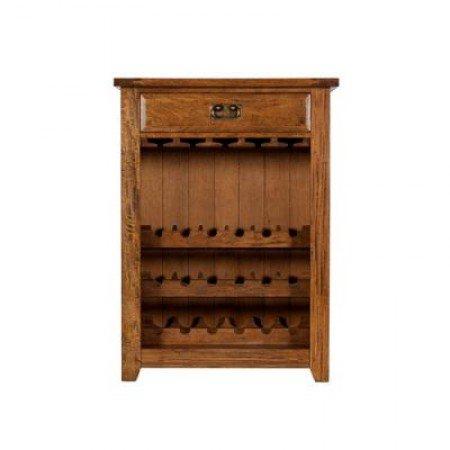 Baker Mango Creek Wine Cabinet