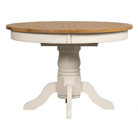 Mark Webster Padstow Round Extending Dining Table