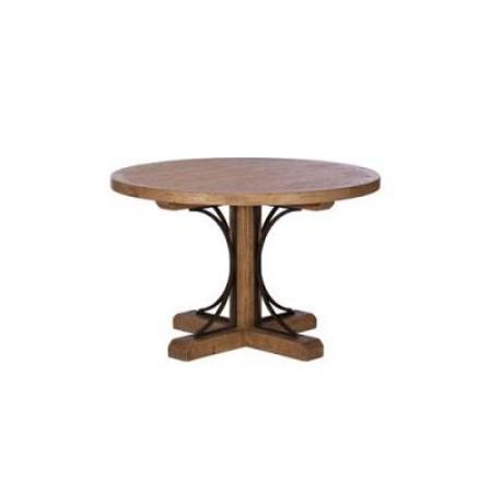 Baker Portobello Round Dining Table