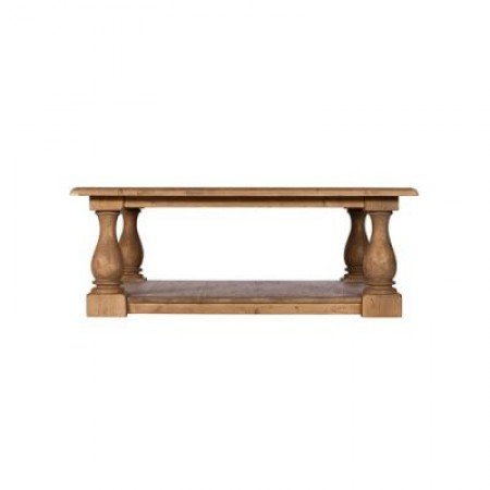 Baker Vintage Classic Square Coffee Table
