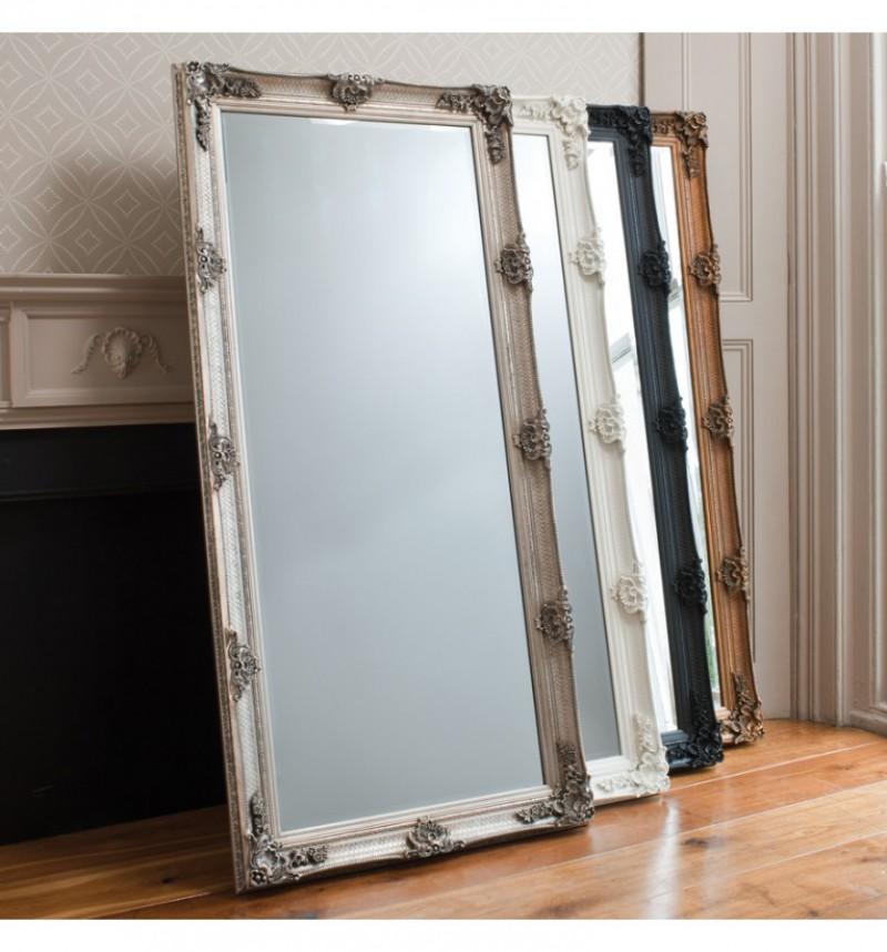 Gallery Abbey Leaner Mirror