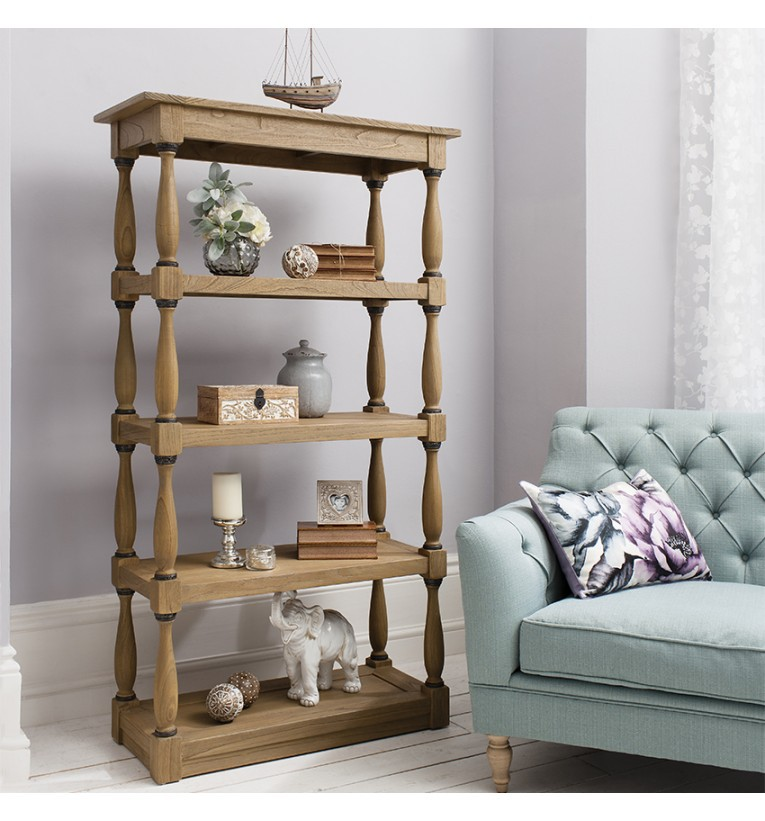 Gallery Cotswold Open Display Cabinet