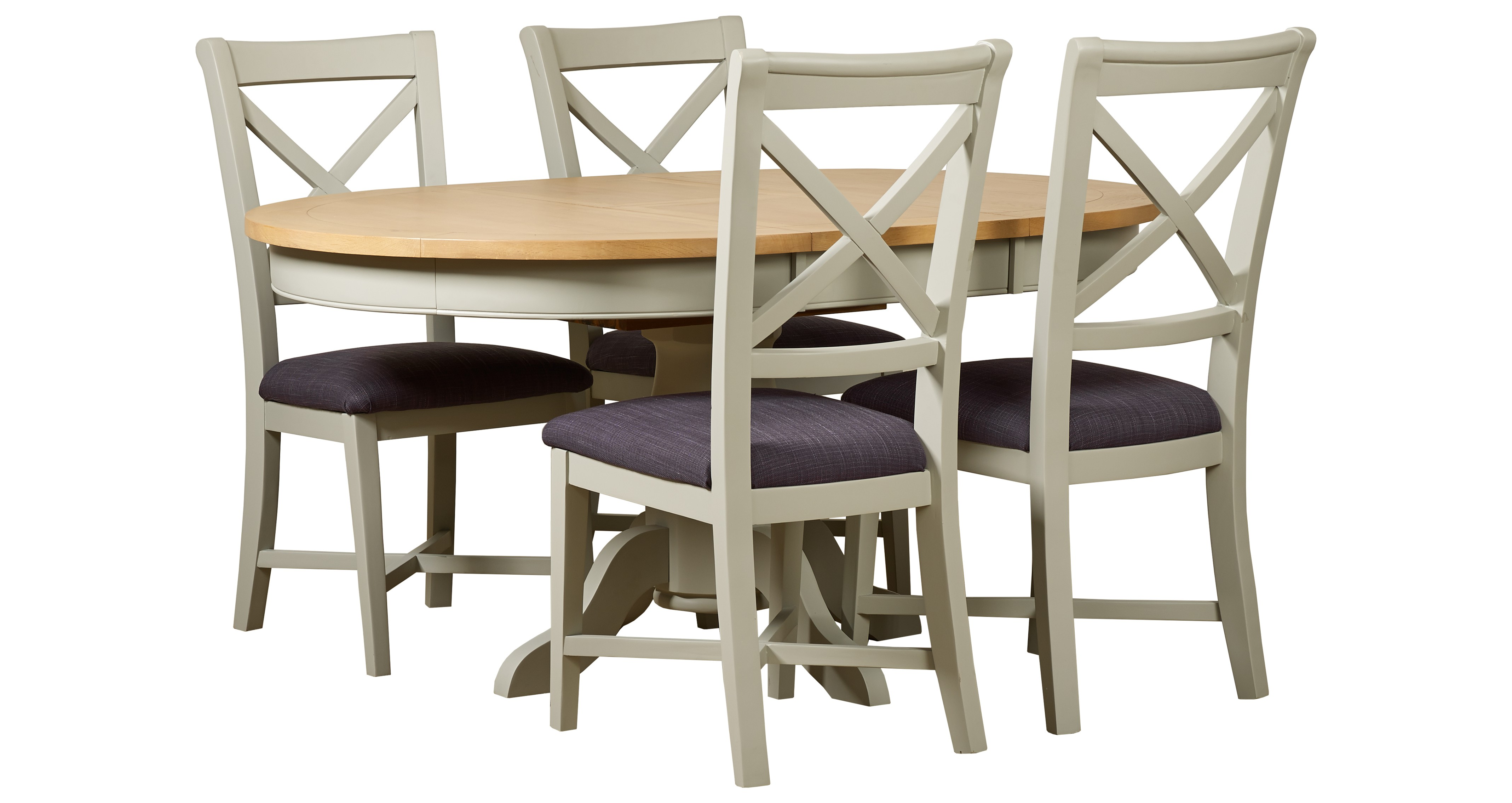 bordeaux round extending dining table. Black Bedroom Furniture Sets. Home Design Ideas
