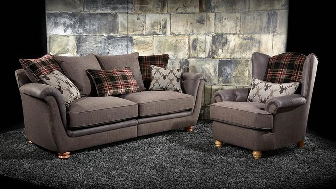 Lebus camden sofa suite for Living room furniture northern ireland