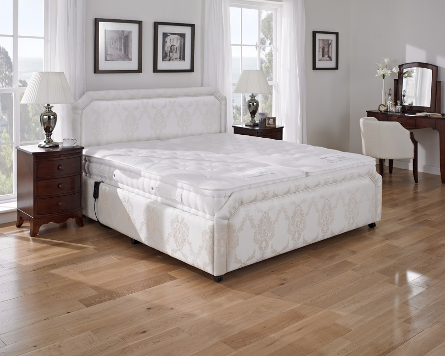 Electric Beds Ni : Mibed deluxe electric adjustable bed surround