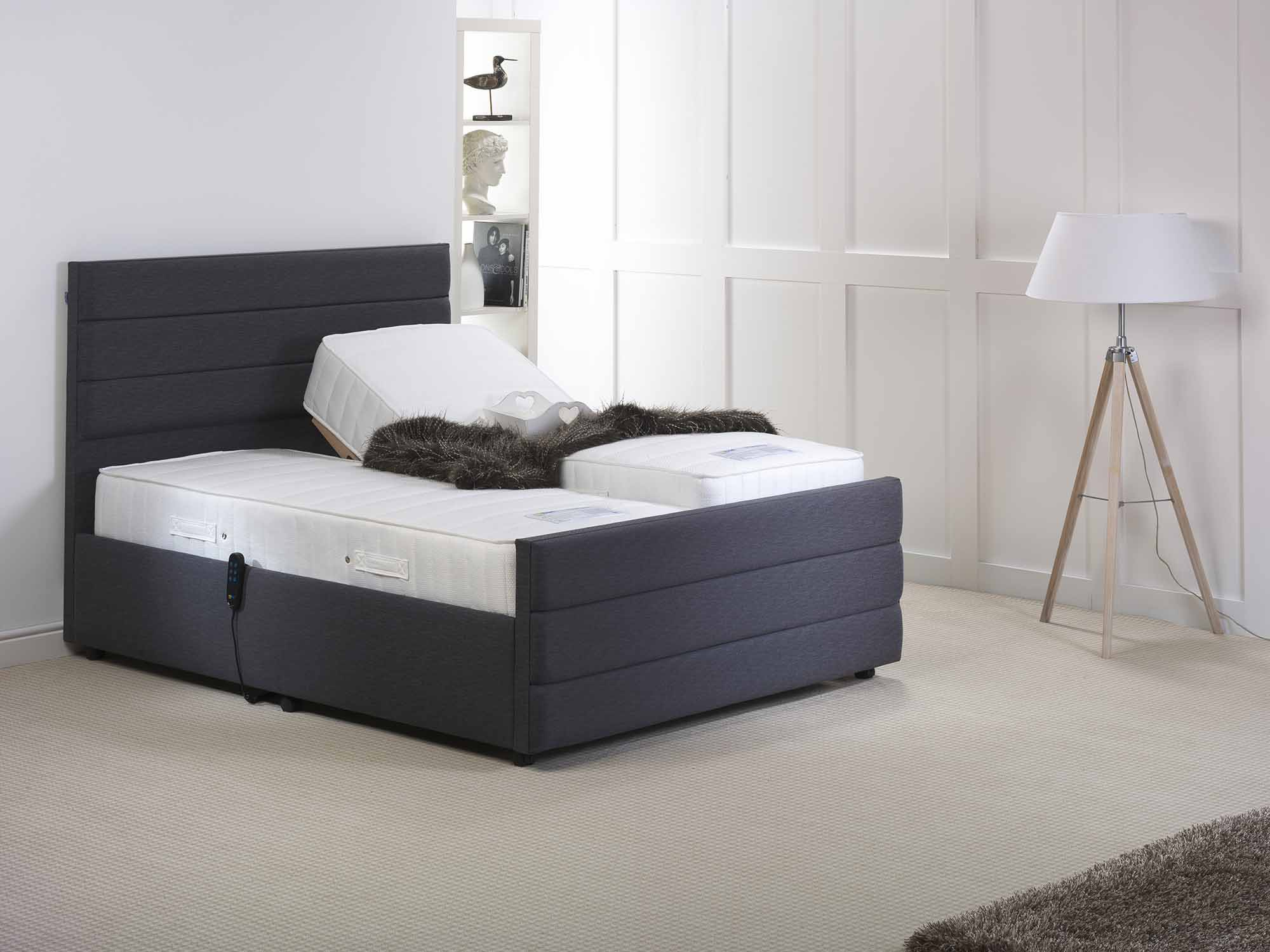 Electric Beds Ni : Mibed orpington electric adjustable bed surround