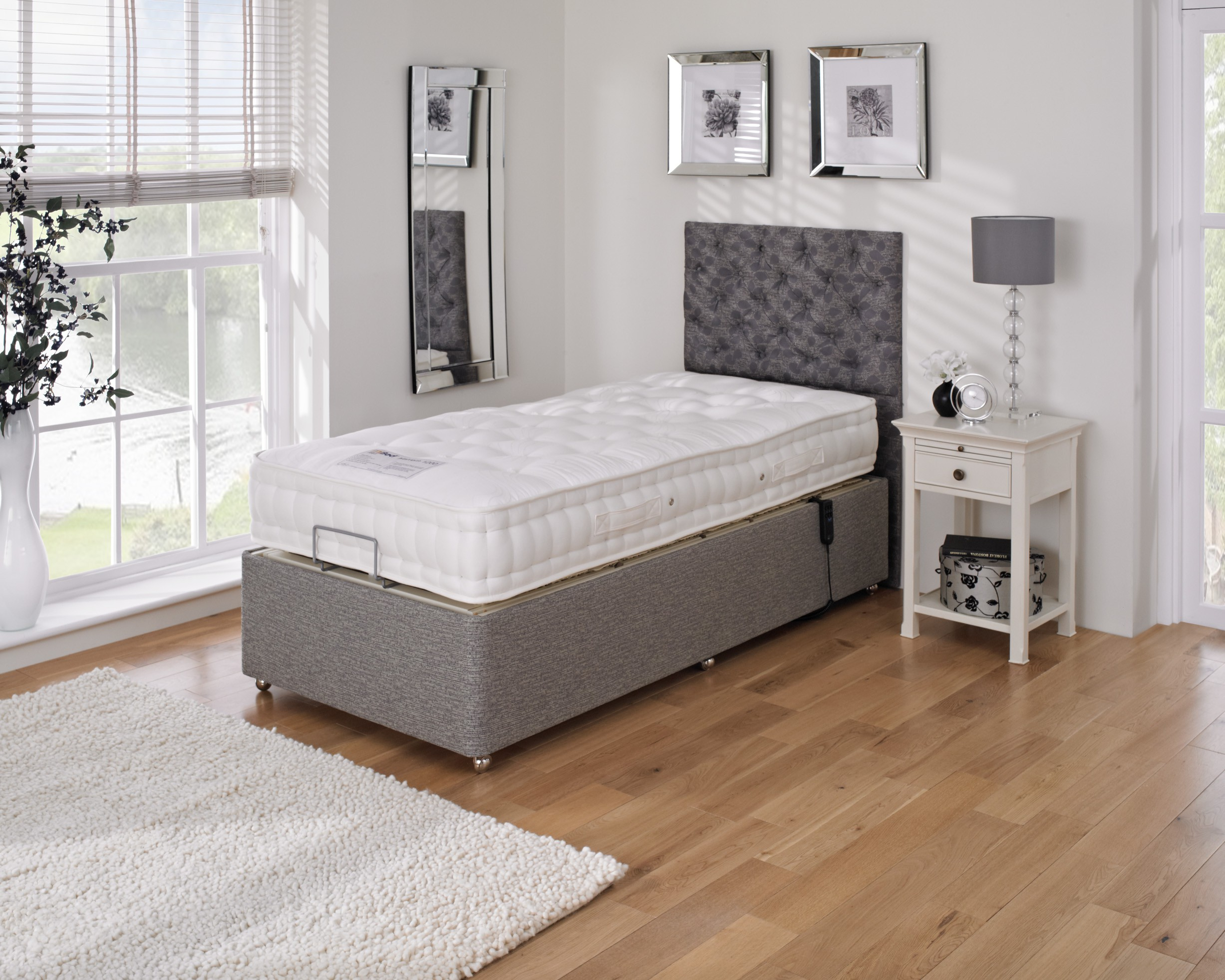 Electric Beds Ni : Mibed malvern electric adjustable bed