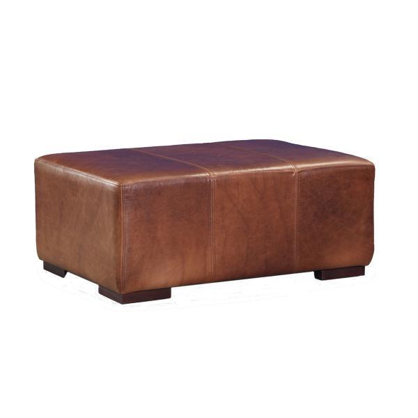 Antique Leather Sofa Northern Ireland: Vintage Sofa Company Cube Bench