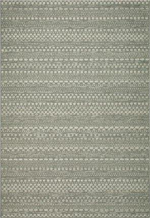 Brighton Rug Pale Grey