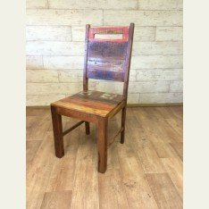 Little Tree Mary Rose Upcycled Dining Chair