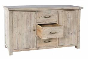 Rowico Driftwood Large Sideboard