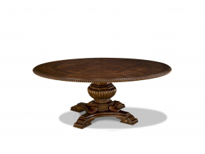 Universal Furniture Villa Cortina Round Dining Table