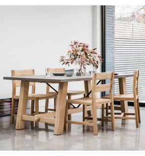 Gallery Chilson Trestle Dining Table