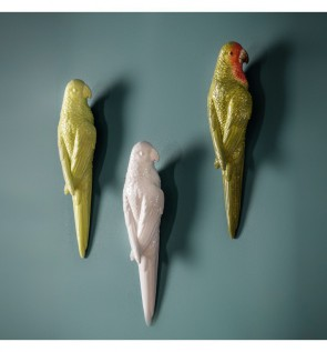 Gallery Polly Set of 3 Wall Ornaments