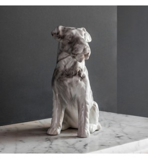 Gallery Terry Faux Marble Statue