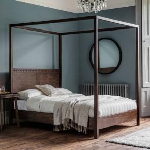 Gallery Boho 4 Poster Bed Frame