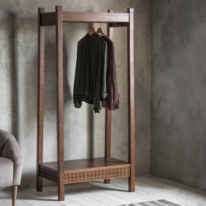 Gallery Boho Open Wardrobe