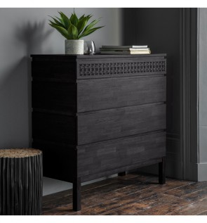 Gallery Boho 4 Drawer Chest