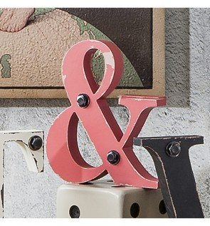 Gallery Ampersand Letter