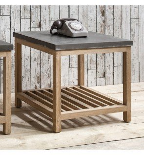 Gallery Brooklyn Large Side Lamp Table