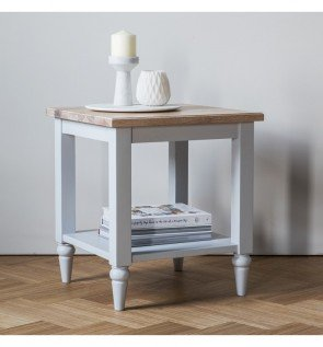 Gallery Marlow Side Lamp Table