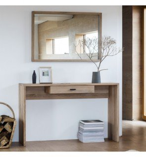 Gallery Kielder Console Table With Drawer