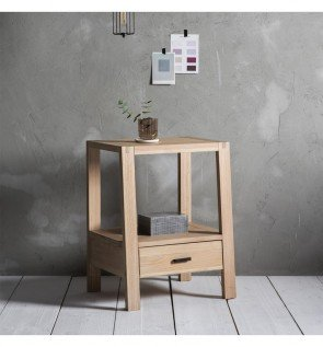 Gallery Kielder Bedside Table