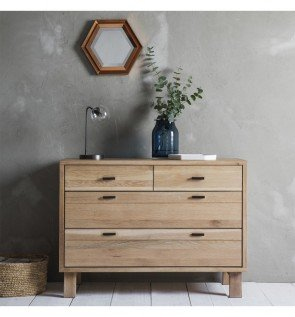 Gallery Kielder 2+2 Chest of Drawers
