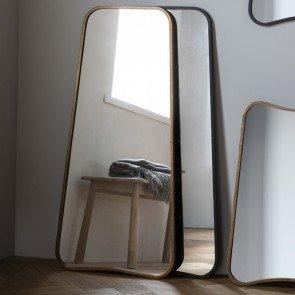 Gallery Kurva Leaner Mirror