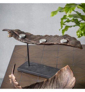Gallery Pluma Candle Holder