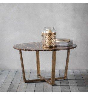 Gallery Emperor Round Coffee Table