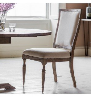 Gallery Mustique Side Dining Chair