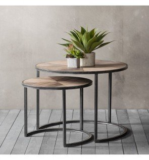 Gallery Douglas Coffee Table Nest of 2