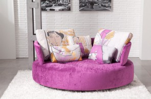 Fama MyCuore Chair