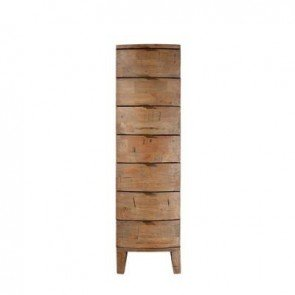 Baker Bermuda Tall Chest Drawers