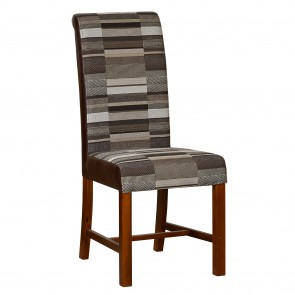 Mark Webster New York Leather Mix Dining Chair