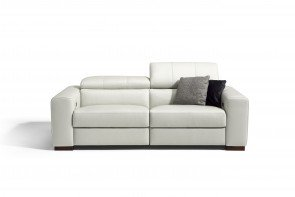 Marinelli City Italian Leather Sofa