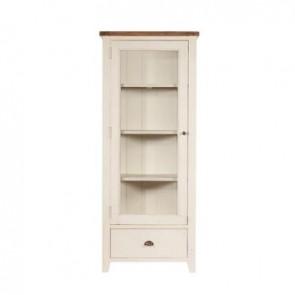 Baker Cotswold 1 Door Display Cabinet