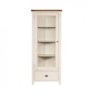 Baker Cotswold 1 Door Display Cabinet