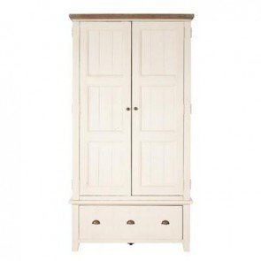 Baker Cotswold Large Double Wardrobe