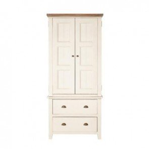 Baker Cotswold Small Double Wardrobe