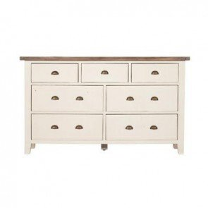 Baker Cotswold Wide Chest of Drawers