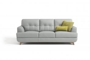 Marinelli Daisy Italian Leather Sofa