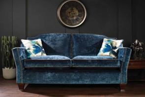 The Dorchester Fixed Arm Sofa - David Gundry NI